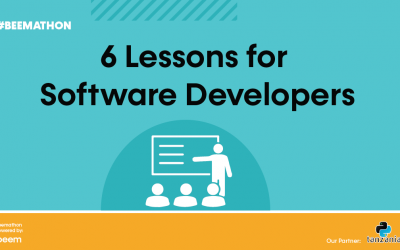 BEEMATHON – 6 LESSONS FOR SOFTWARE DEVELOPERS